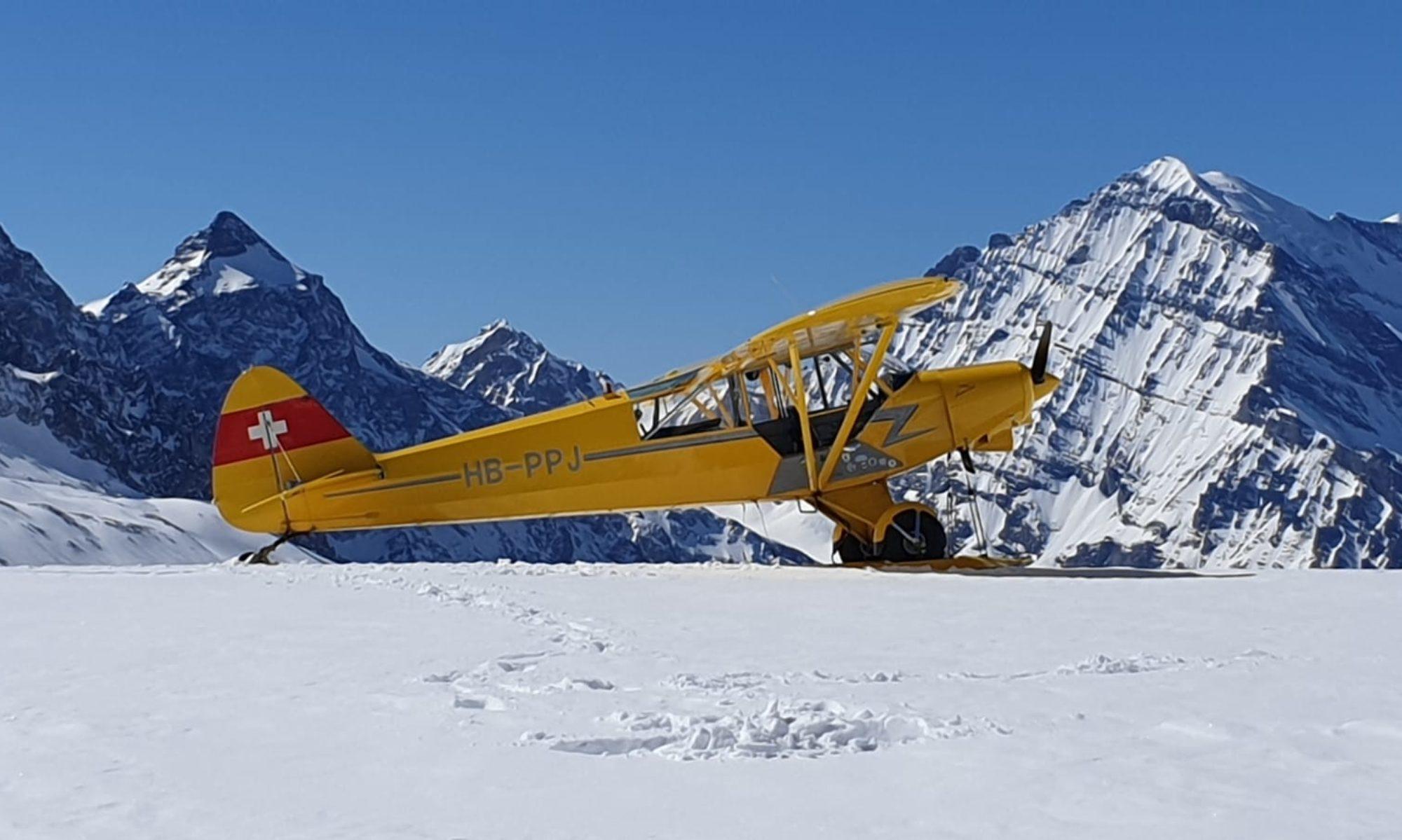 gletscherflug.ch